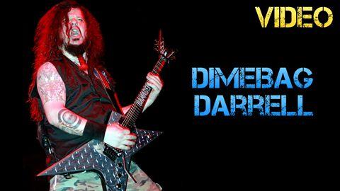 Vídeo Biografía Dimebag Darrell