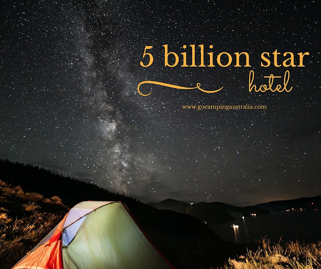 camping star facts to share around the campfire
