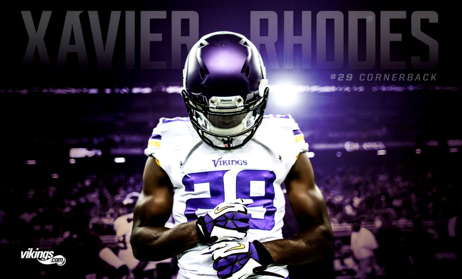 Minnesota Vikings For Desktop Background Zoom Wallpapers