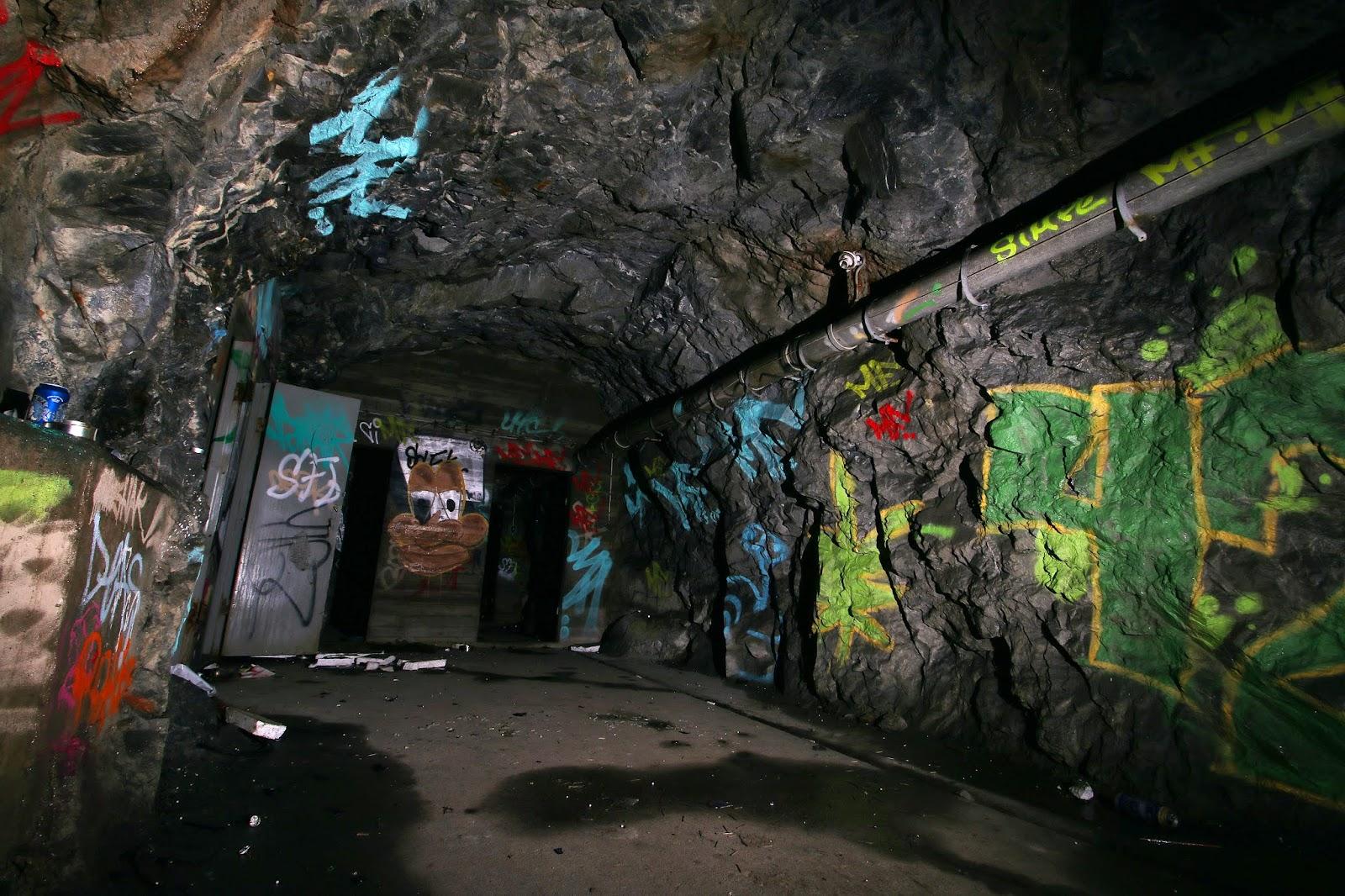 Bergrum