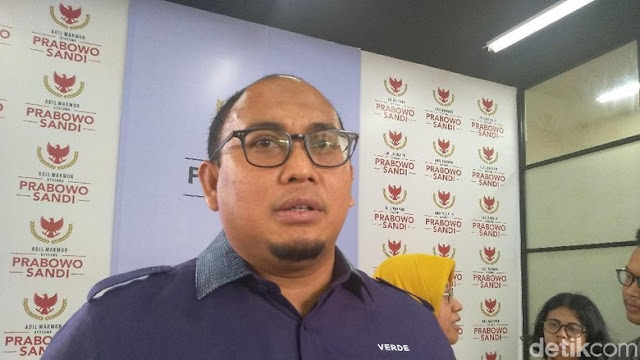 Jubir Prabowo Sempat ke PN Jaksel, Ngaku Tak Urus Sidang 'Mak Lampir'