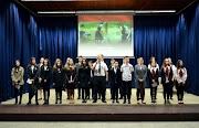 A szabadságot a Nyíregyházi Egyetemen is megünnepelték