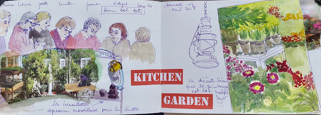 Kitchen Garden Rousset