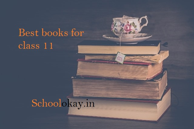 IMPORTANT BOOKS FOR CLASS 11 TO READ 2019