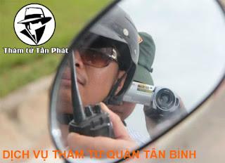 Thám tử quận Tân Bình
