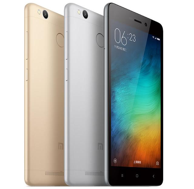 Xiaomi Redmi 3 'Pro'