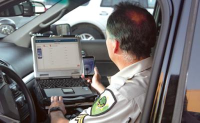 Textalyzer Alat Pengesan Pemandu Menggunakan Telefon Akibatkan Kemalangan