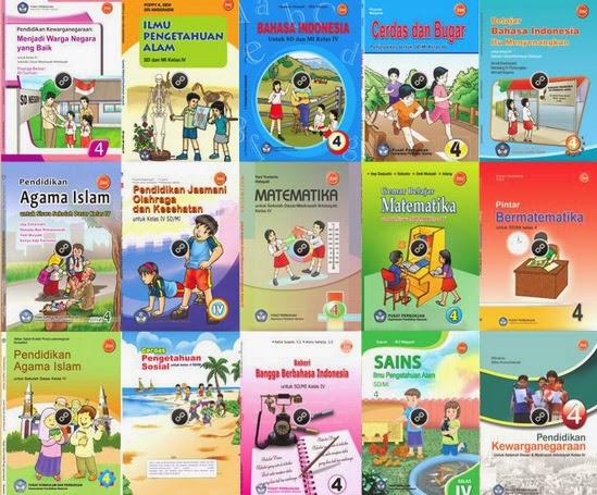Buku pelajaran sd bongkar semua tematik sd mi kelas 2 pendamping tematik. Download Buku Kurikulum Ktsp 2006 Sd Mi Kelas 4 Semester 1 Dan 2 Lengkap Salam Edukasi