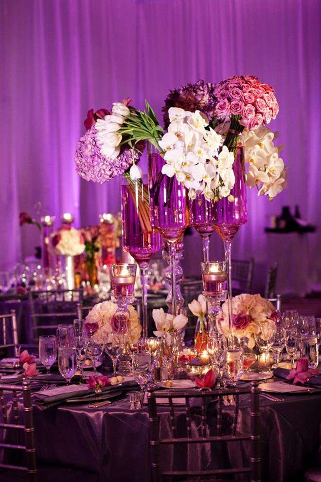 25 Stunning Wedding Centerpieces Part 13 Belle The Magazine