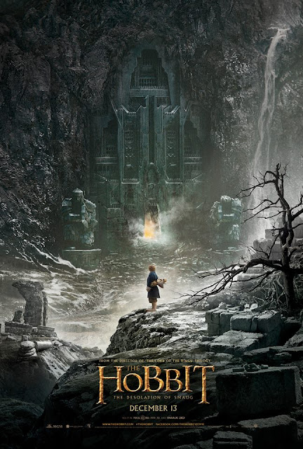 The Hobbit: The Desolation Of Smaug - Poster | A Constantly Racing Mind