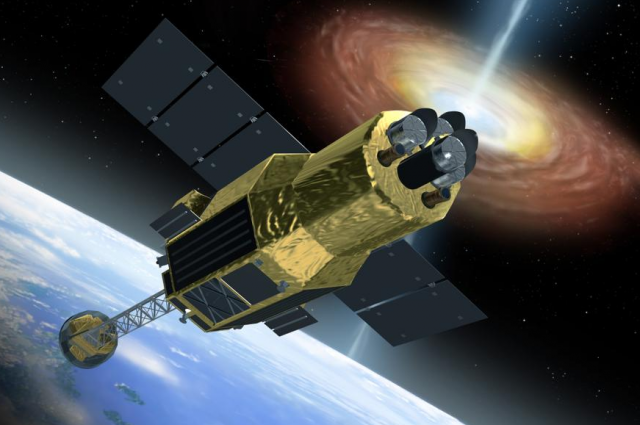 Japan's New Space Agency Has Lost-Contact With Its X-Ray Satellite