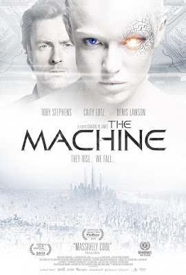 The machine 2015 Watch full action movie online HD