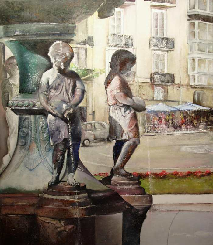 Поэтический реализм. Tomas Castano