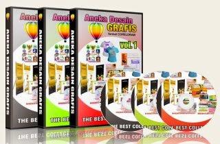 Paket Aneka Desain Grafis Campuran