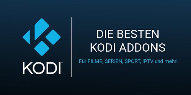 Best 2020 Kodi Addons Best German Kodi Addons   Die Besten Kodi Addons 2019 Deutsch