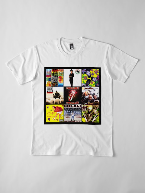 THE NATIVE TONGUES DEBUT ALBUMS TSHIRT
