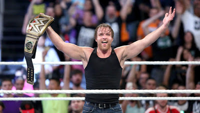 DEAN AMBROSE WON HD WALLPAPER
