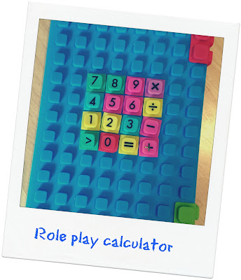 Role play calculator Waff notebook journal