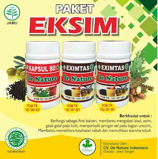 Image menyembuhkan gatal gatal dengan obat herbal dari De Nature Indonesia