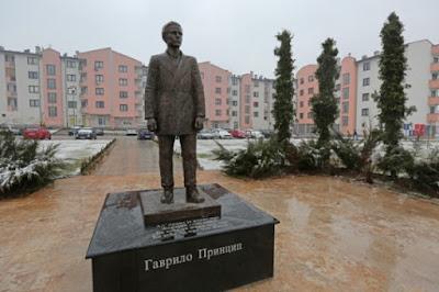 Памятник Гавриле Принципу