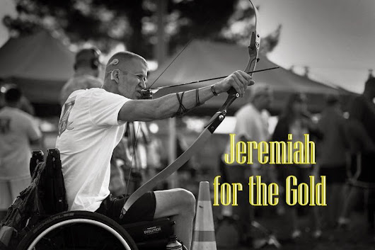 Jeremiah For The Gold