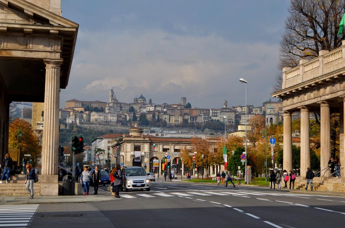 Na weekend do Bergamo