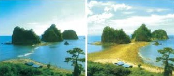 Mengapa Pasang Surut Hanya Terjadi di Laut Tapi Tidak terjadi di Danau?