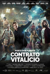 Porta Dos Fundos : Contrato Vitalício DVDRip + Torrent