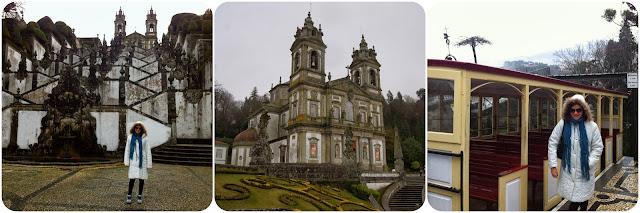 Portugal / Braga / Santuário do Bom Jesus do Monte