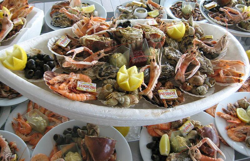 Restaurant Fruit De Mer Cherbourg