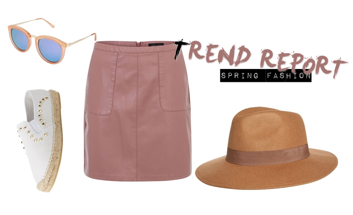 TREND REPORT: Fashion Spring