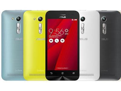 Harga Asus Zenfone Go ZB452KG dan Spesifikasi Lengkap Terbaru