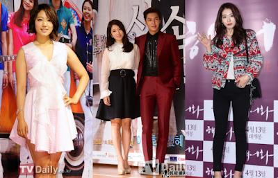 Park shin Hye giảm cân thần tốc an toàn hiệu
