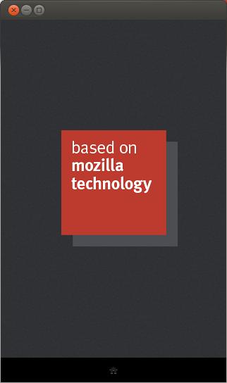 Firefox OS Simulatorを試してみた -1