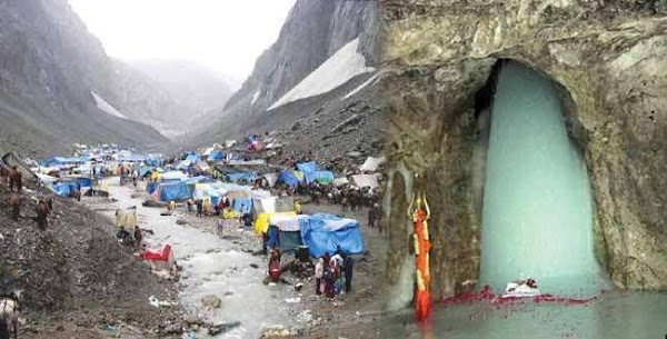 Top 10 Interesting Points about Amarnath Yatra and Shivling In Hindi