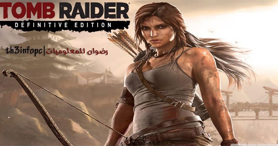 tomb raider 2013 تحميل لعبة