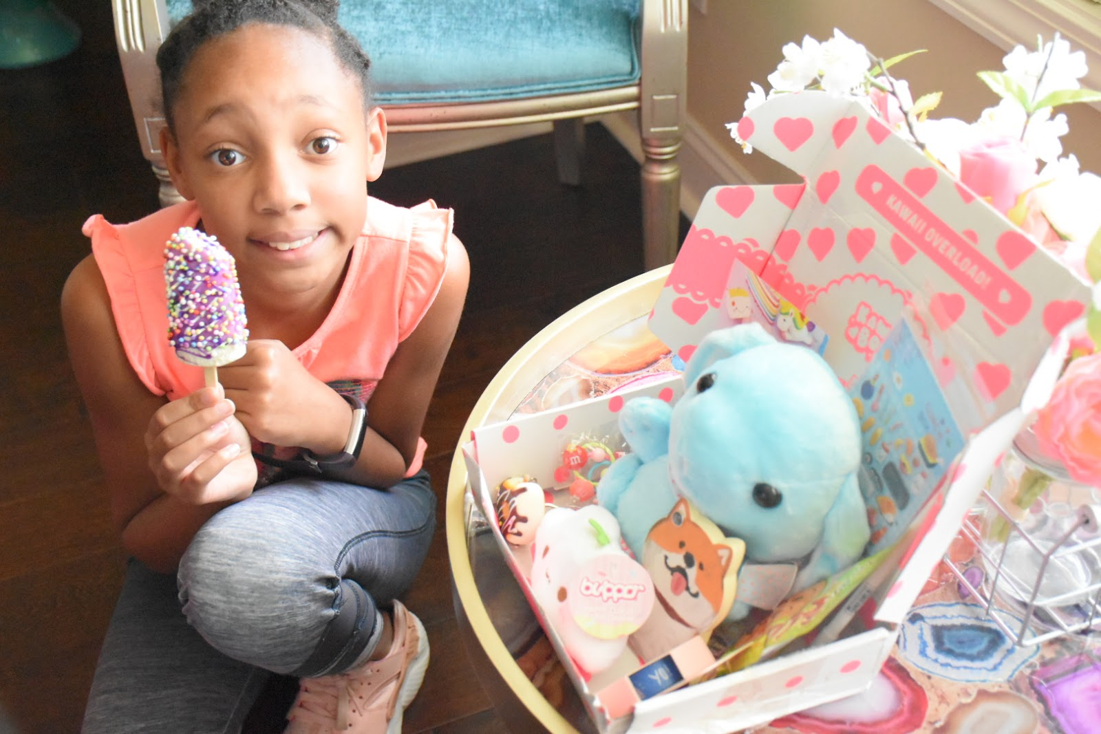 The Cutest Subscription Box Ever! Kawaii Box Review  via  www.productreviewmom.com