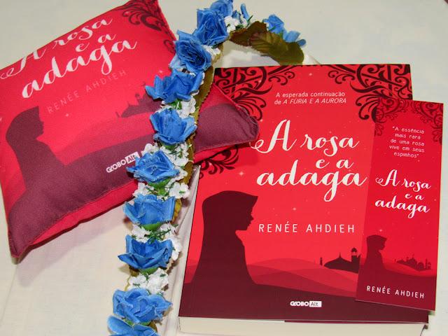 Li até a página 100 e... #30 - A Rosa e a Adaga