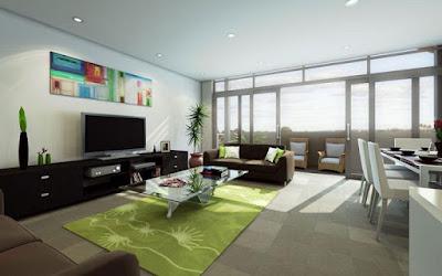 Moderate Interior Design