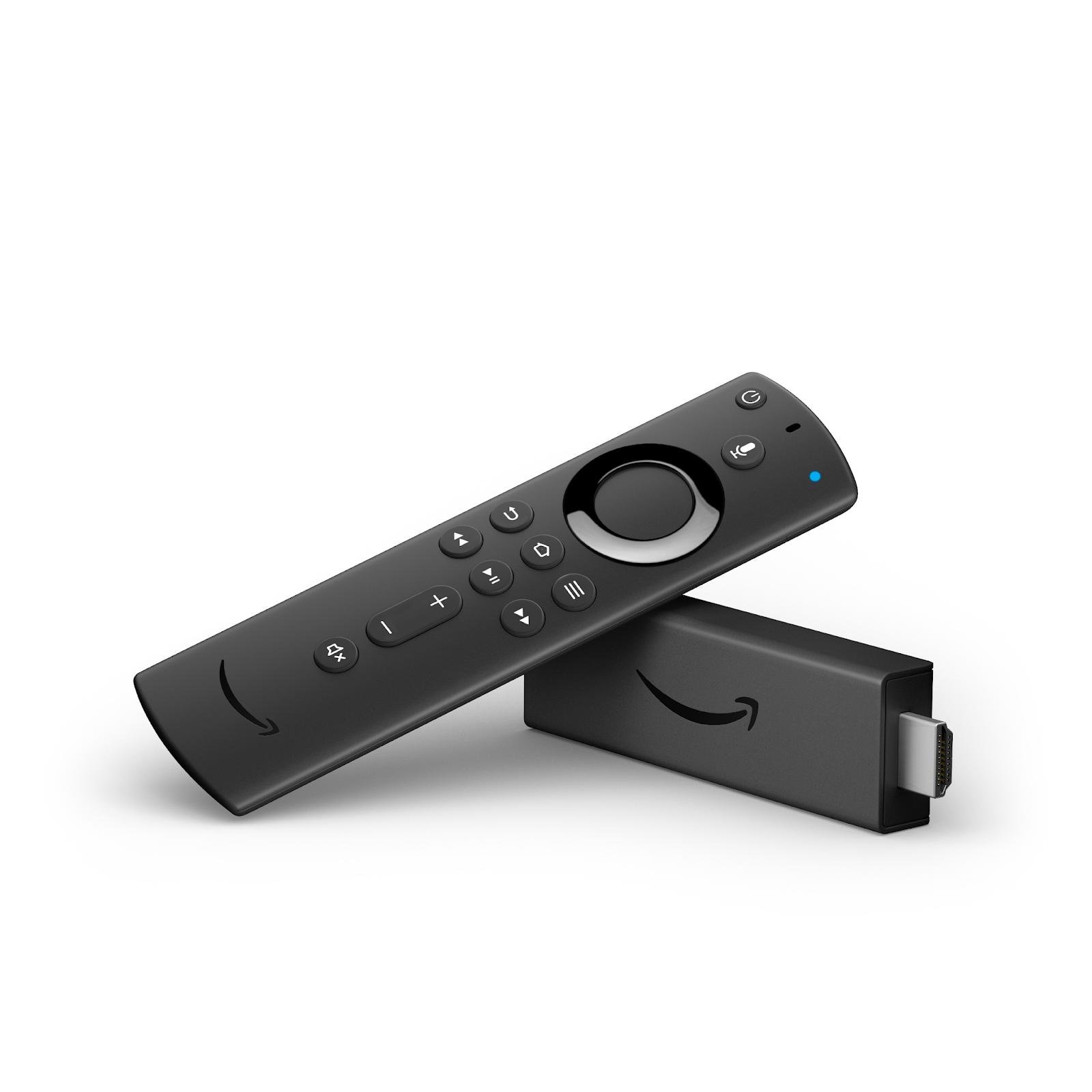 Amazon Fire TV Stick 4K with Alexa Remote