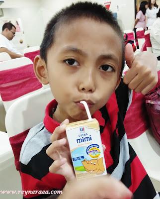 Susu UHT favorit anak Ultra Mimi