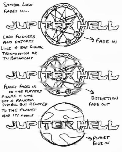 jupiter hell logo anim