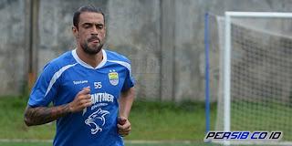 Persib Bandung Coret Alex Willian Costa