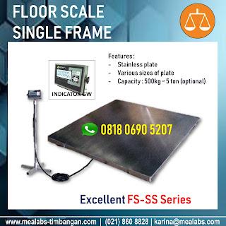 Floor Scale FS-SS-GW Series