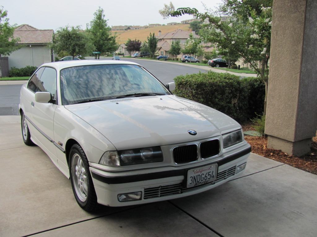 BMW 5 Series 1995 bmw 325i mpg Mr. Cleans Auto Sales: 1995 BMW 325is - SOLD