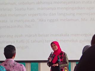 Peranan Orangtua dalam Pendidikan Seksualitas pada Anak Usia Baligh dan Remaja bersama ibu Elly Risman