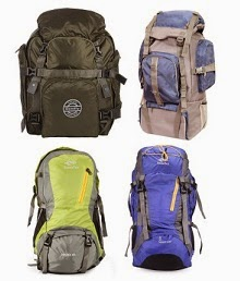 Heavy Discount (Upto 62% Off) on Rucksacks, starts from Rs.398 @ Flipkart