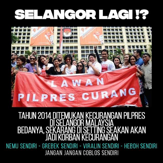 Begini Modus Kecurangan Pilpres di Malaysia