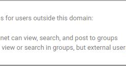 G Suite Updates Blog: Configure your Google Groups settings