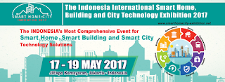 Event Smart Home + City Indonesia 2017